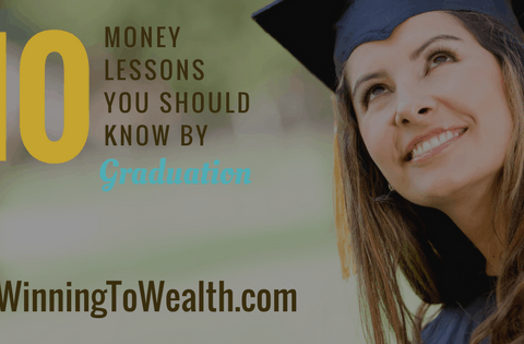 10 Money Lessons You Should Know By Graduation