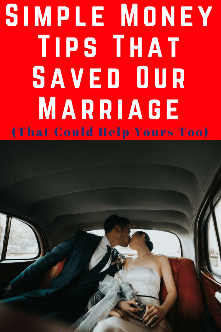 Tired of the money fights in your marriage? Check out these tips to help relieve the tension married couples face when talking about money, creating a budget, paying off debt, and saving money. Get on the same page as your spouse today!