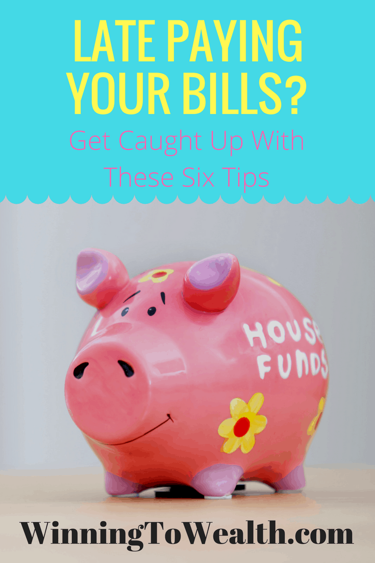 Learn how to get caught up on your bills with awesome tips like how to budget in this post.