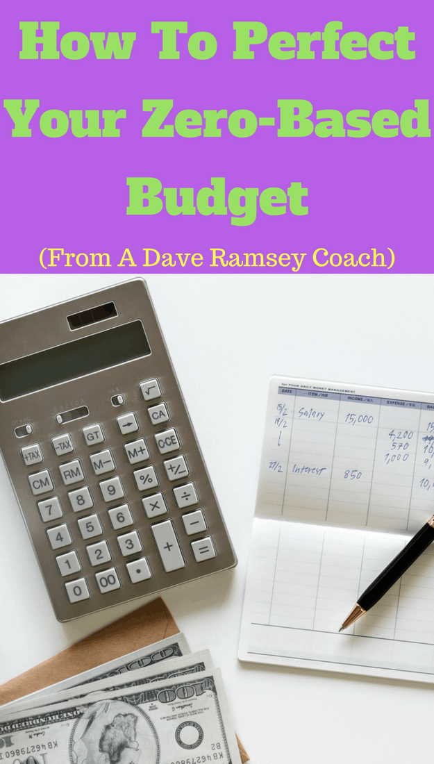 How To Create A Zero-Based Budget for Beginners,