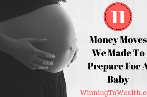 How We Prepared For A Baby Financially