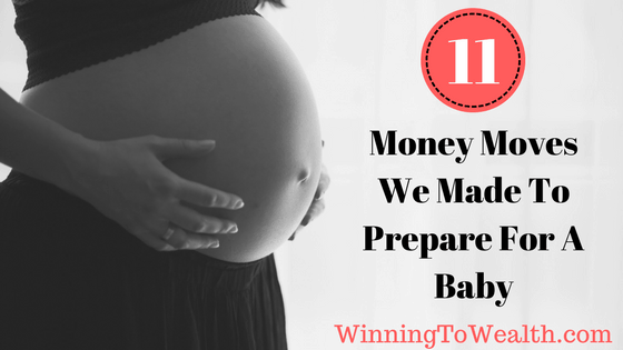 Preparing for a baby financially