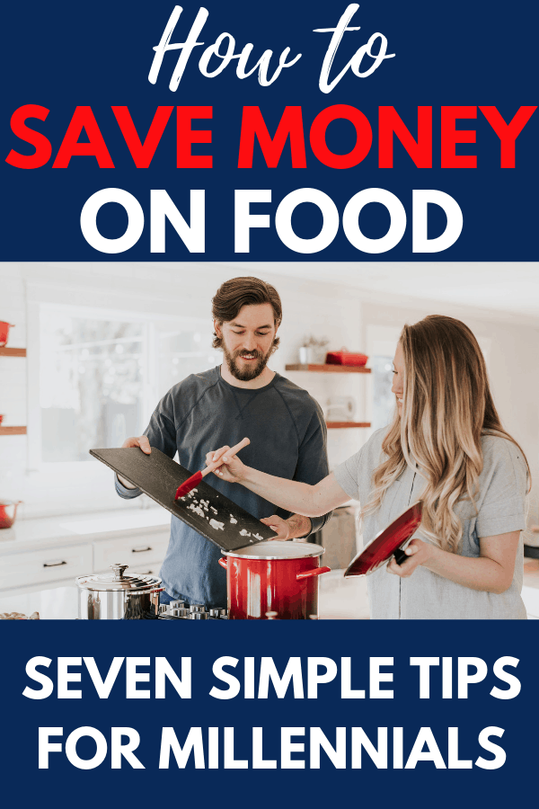 Get ready to save money on food with these 7 tips. You'll learn how to save money on groceries and even create a meal plan for your budget.