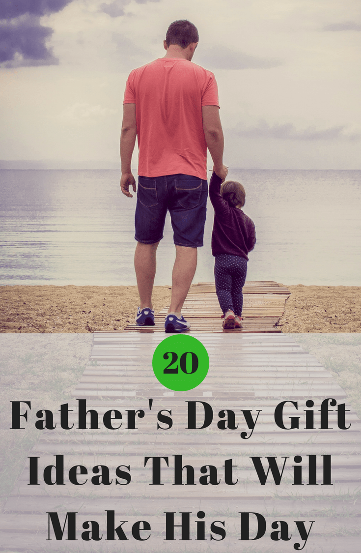 Last minute Father's Day gift ideas for those looking to save money