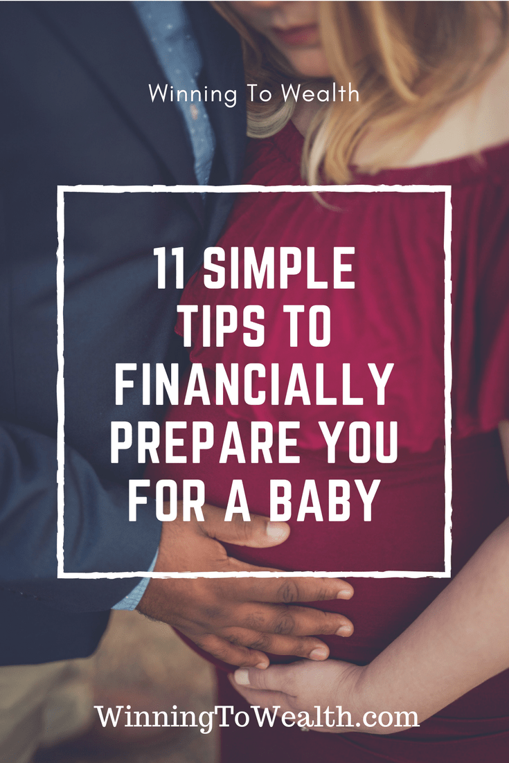 In this post, I reveal 11 simple things we did to prepare us for a baby financially.